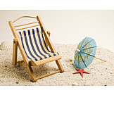 Holiday & Travel, Deck Chair, Beach Holiday