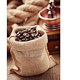 Coffee, Coffee beans, Coffee sack
