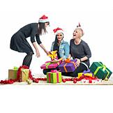 Christmas, Christmas eve, Gifts, Christmas present