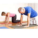 Yoga, Yoga exercises, Push ups