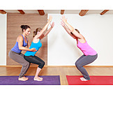 Yoga, Yoga exercises, Outstretched arm, Yoga studio