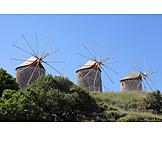 Windmill, Patmos