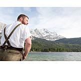 Man, Bavaria
