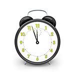 Alarm clock, Five to twelve