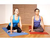 Yoga, Yoga exercises, Yoga class