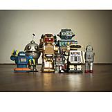 Toy, Robot