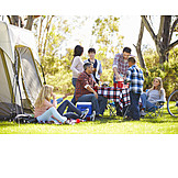Excursion, Camping, Family outing, Camping