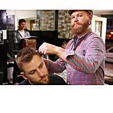 Hairdresser, Hair salon barber shop