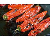 Grooved, Bell pepper, Jalapeno pepper