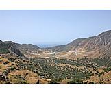 Volcanic landscape, Nisyros