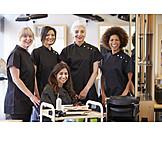 Hairdresser, Hair salon barber shop, Beauty care occupation