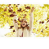 Autumn leaves, Vitality