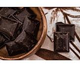 Chocolate, Dark, Chocolate portion