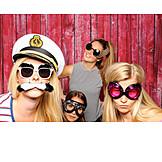 Fun & happiness, Cladding, Friends, Photo shoot