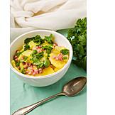 Potato salad, Home made