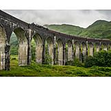 Locomotive, Glenfinnan, Glenfinnan viadukt