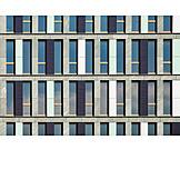 Office building, Facade, Window