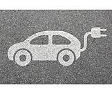 Hybrid, Electric car