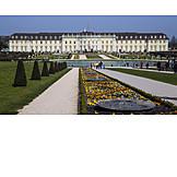 Castle, Castle park, Residence castle ludwigsburg