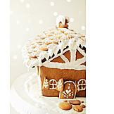Christmas, Gingerbread house