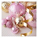 Christmas ball, Christmas decoration