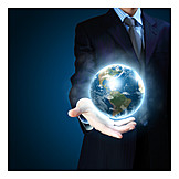 Business, Global, Planet