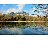 Lake, Lenggries, Bad tölz