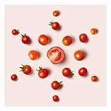 Pattern, Tomato, Cherry tomatoes
