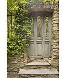 Garden, Front door, Enchanted