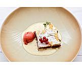 Dessert, Cherry strudel
