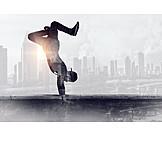 Youth culture, Breakdancing, Breakdancer