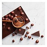Chocolate, Nut chocolate, Chocolate