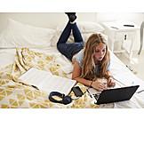 Teenager, Learning, Homework