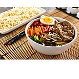 Japanese cuisine, Noodle soup, Ramen