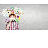 Child, Chaos, Overload, Social Media