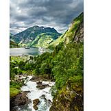 World heritage, Geirangerfjord