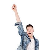 Teenager, Winners, Success