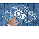 Business, Gear, System, Gear , Mechanism