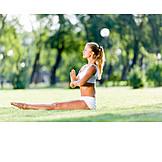 Calm, Meditating, Hatha yoga