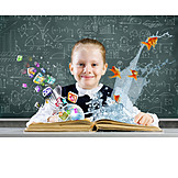 Child, Girl, Education, Learning, Knowlege