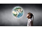 Child, Earth, Future, Humanity
