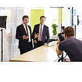 Business, Unternehmen, Filmen, Imagefilm