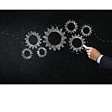 Business, Organisation, Mechanismus