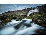 Waterfall, Dynjandi