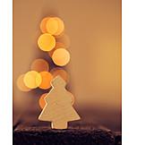 Christmas tree, Christmas decoration