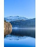 Brandenberger alps, Pike lake