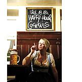 Bar, Bavarian, Cigarette break, Happy hour