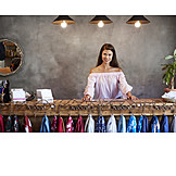 Shop, Sales executive, Owner