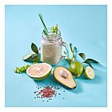Healthy diet, Smoothie, Clean eating