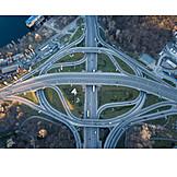 Infrastructure, City highway, Kiev